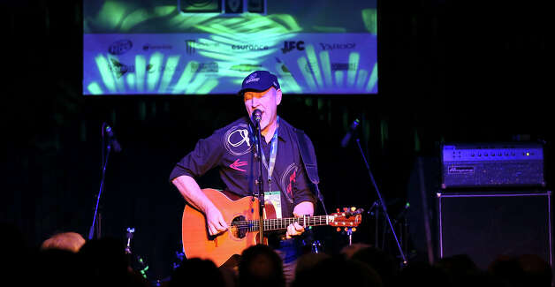 Richard Thompson, from London, England, performs at the Parish during South by Southwest Friday March 15, 2013 in Austin, TX. Photo: Edward A. Ornelas, Edward A. Ornelas/Express-News / © 2013 San Antonio Express-News