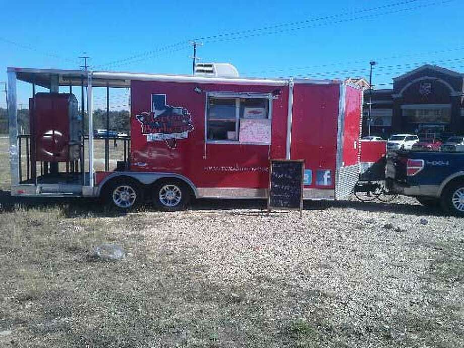 """Morton's Barbecue,truck, usually at Wetmore and McArthur View: Folks here say this truck serves """"real Texas barbecue, really good,"""" including mesquite-smoked brisket, chicken, ribs and pulled pork."""