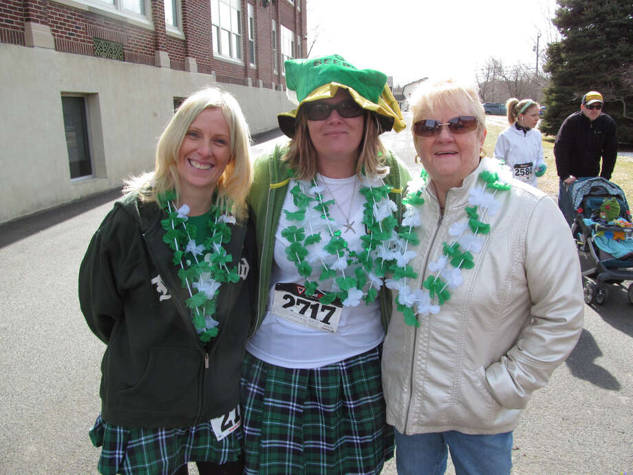 Were you Seen at the second annual St. Patrick's Day Kilt Run at Uncle Marty's Grill in Averill Park on Saturday, March 16, 2013? Photo: Kristi Gustafson Barlette / Times Union