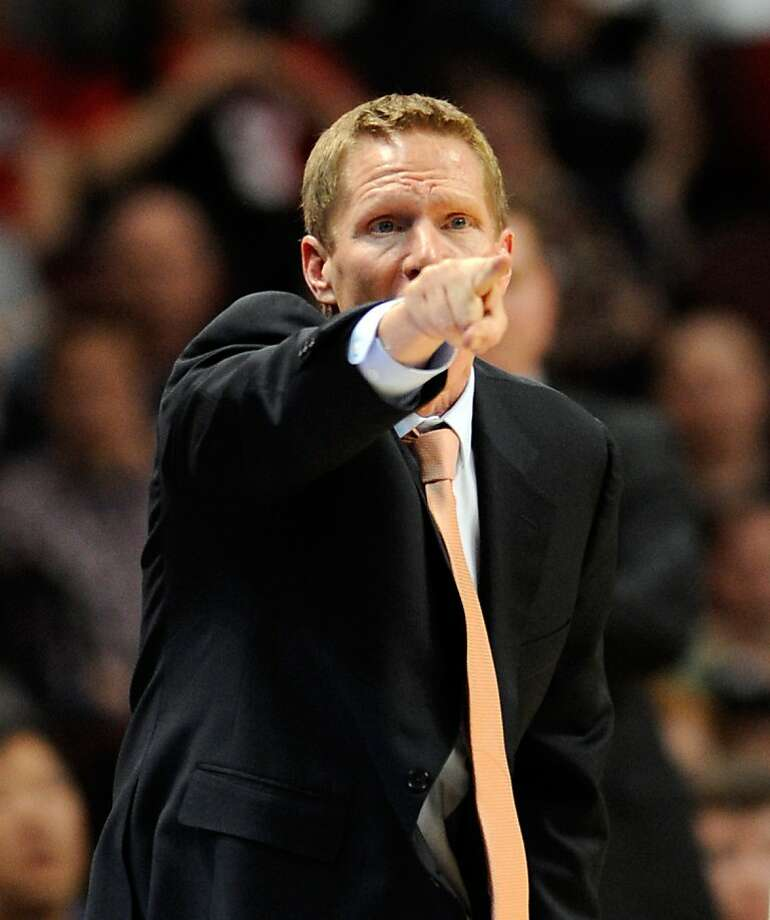 Mark Few doesn't have to fret over the selection committee's thoughts. Photo: David Becker, Getty Images