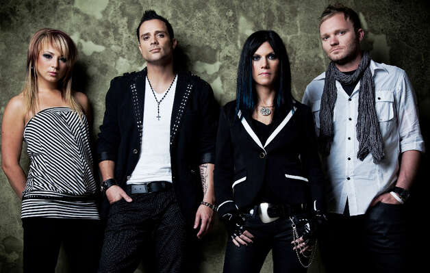 Top-selling Christian alt-rock band Skillet Photo: Courtesy Photo
