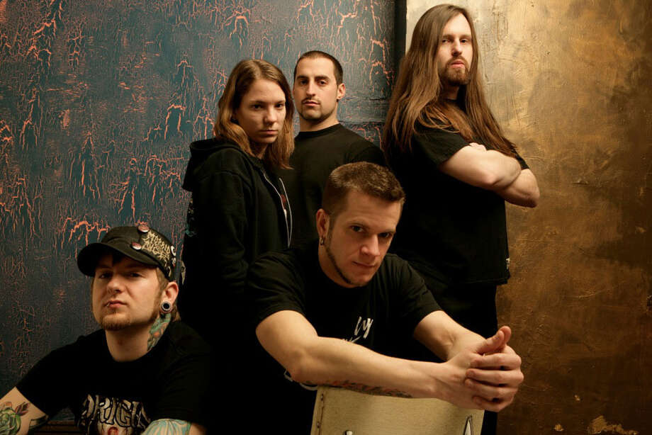 All That Remains Photo: COURTESY PHOTO