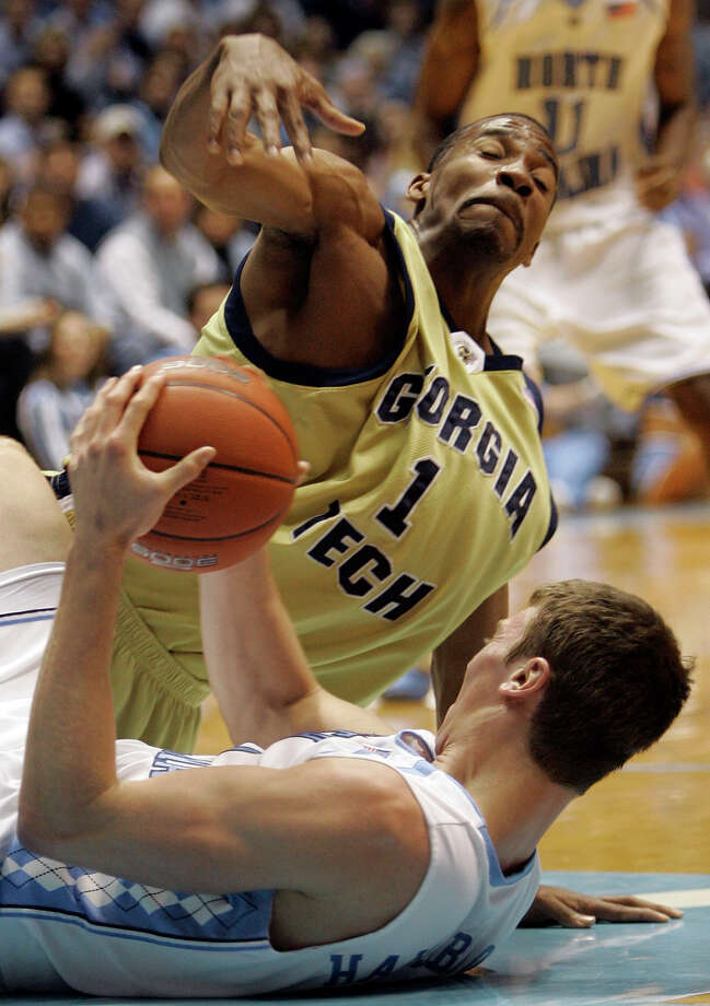 Unproductive - 1. Javaris Crittenton, Georgia Tech:Spotty NBA career (5.3 points per game, 113 games) has gotten worse since leaving NBA. He left Washington after gun incident with Gilbert Arenas and is out on bond on a murder charge.  Photo: Gerry Broome, AP / AP