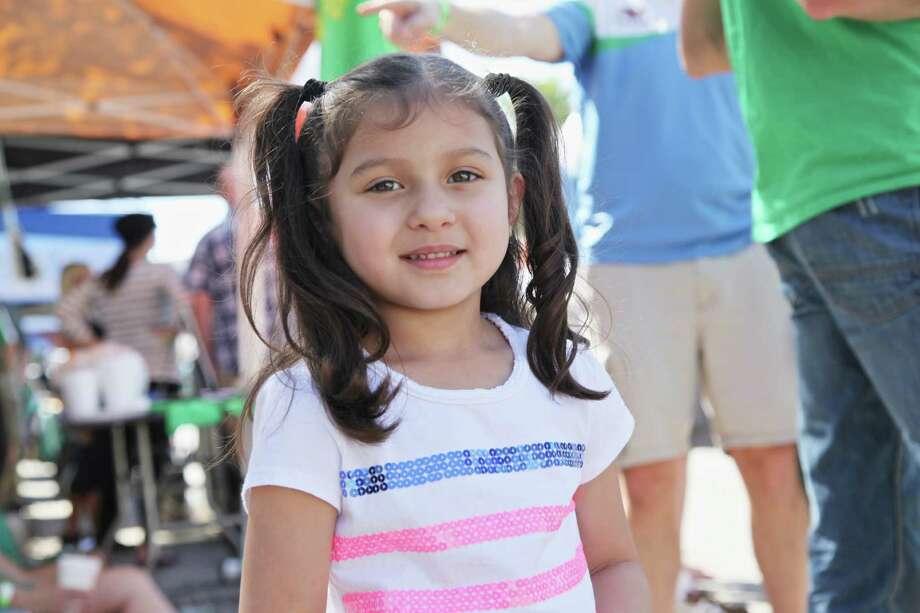 Luck 'O' Irish Music Fest at Sam's Burger Joint on Saturday, March 16, 2013. Photo: Xelina Flores-Chasnoff, MySA.com