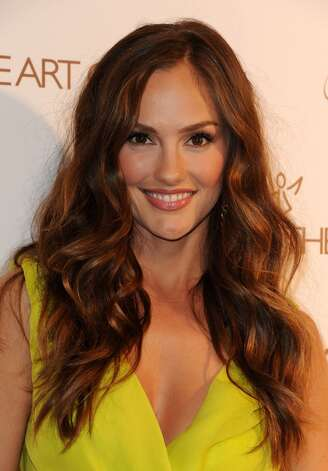 Minka Kelly in 2012.
