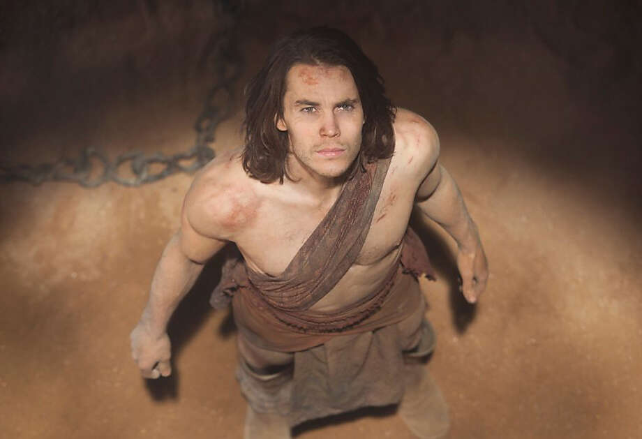 Then he starred in the flop ''John Carter.''