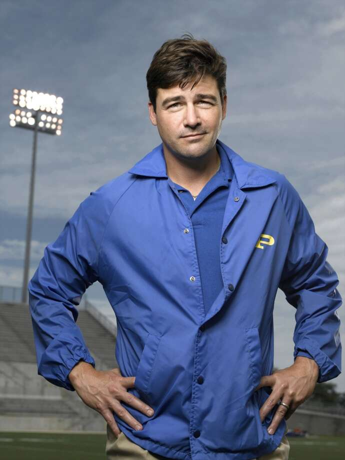In contrast, Kyle Chandler has been having a great year as a movie star. He's pictured as FNL coach Eric Taylor.