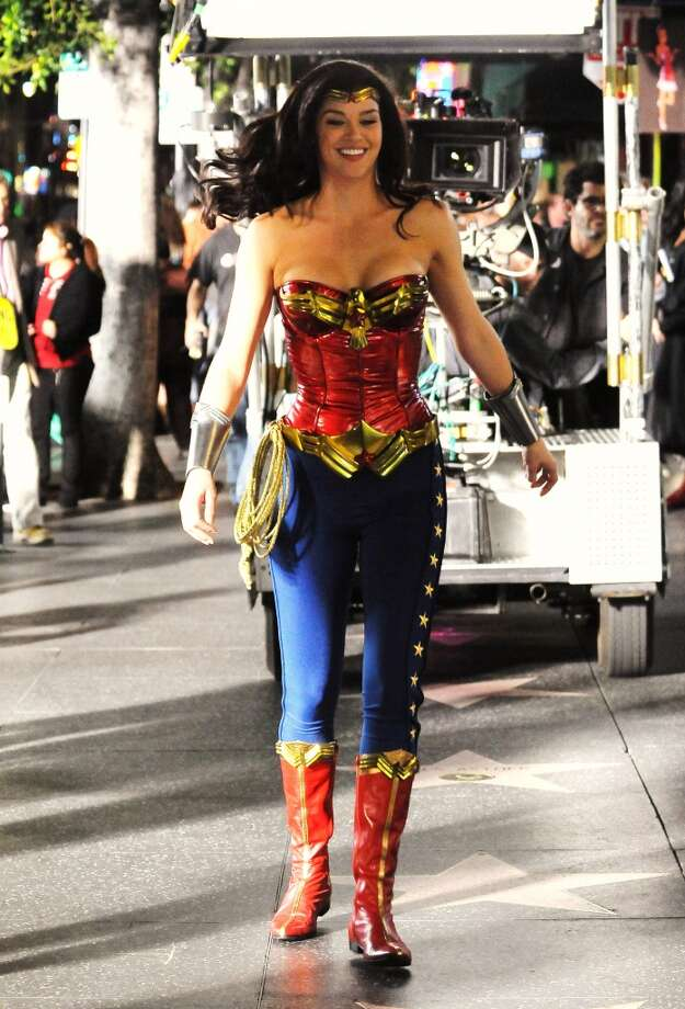 After FNL, Palicki played Wonder Woman for a 2011 pilot that never went anywhere.