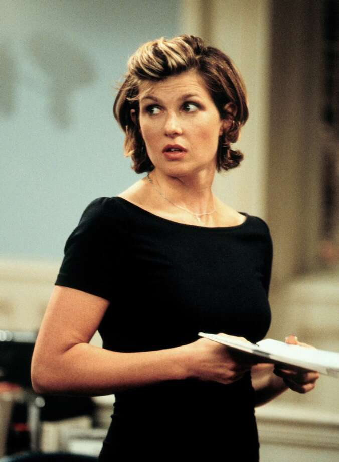 Before Connie Britton was on FNL, she was on ''Spin City'' in the '90s.