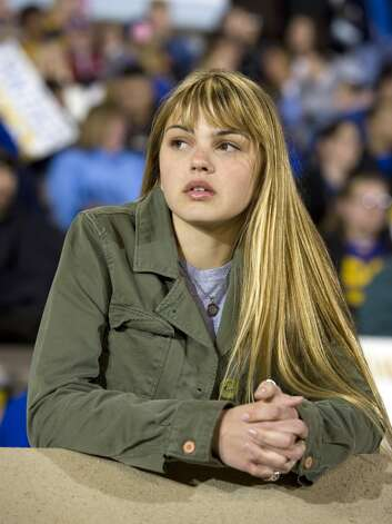 Unlike many of her co-stars, Aimee Teegarden actually was a teenager when she played a high school student.