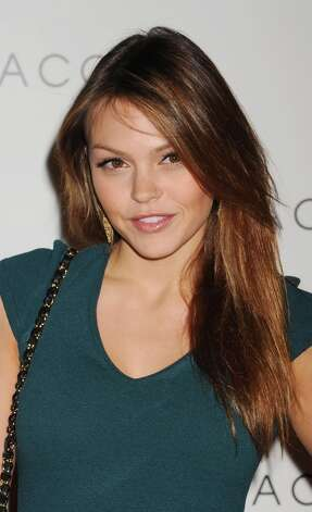 Aimee Teegarden in 2012. She hasn't starred in much lately, but there's a lot of photos of her at parties and events.
