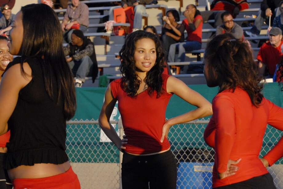 Here's Jurnee Smollett as Jess Merriweather.
