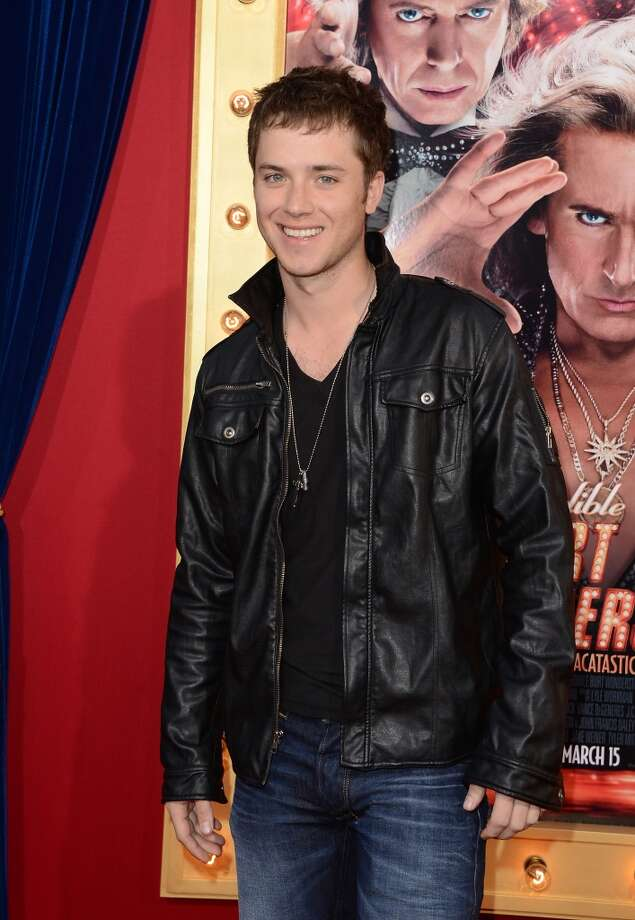 Jeremy Sumpter recently appeared in the movie 'T'he Incredible Burt Wonderstone.''