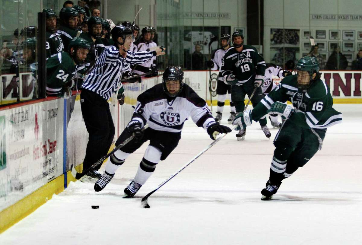 Union plays Yale at 7:30 p.m. Friday in the ECAC Tournament in Atlantic City, N.J. Click here for more information.