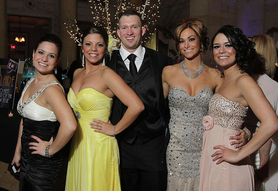 Were you Seen at 'A Wishful Evening: Dancing Beneath the Stars' to benefit the Make-A-Wish Foundation of Northeast New York at the Hall of Springs in Saratoga Springs on Saturday, March 16, 2013? Photo: Joe Putrock/Special To The Times Union