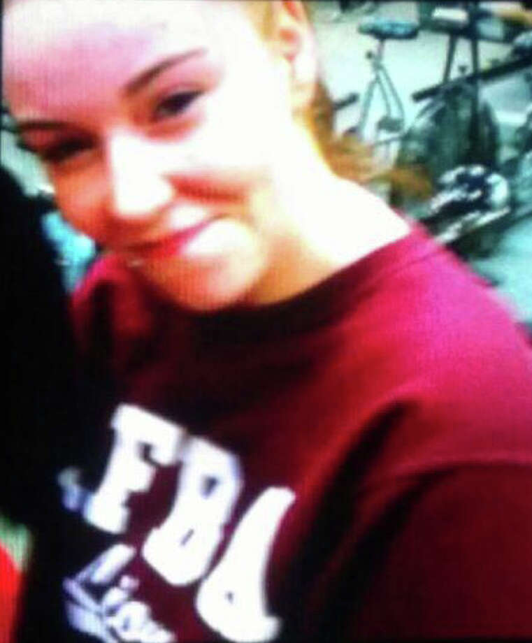 Fairfield police are looking for 15-year-old Breanne Lilley of Fairfield, reported missing Saturday.  FAIRFIELD CITIZEN, CT 3/15/13 Photo: Fairfield Police Department / Fairfield Citizen contributed