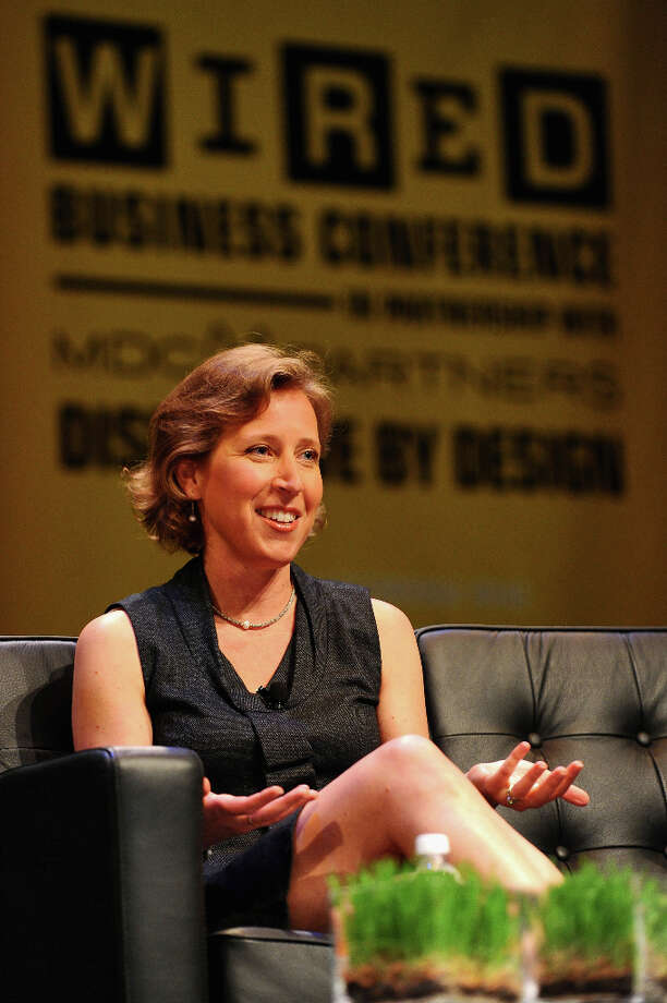 SUSAN WOJCICKISenior Vice President of Advertising, Google Photo: Larry Busacca / 2011 WireImage