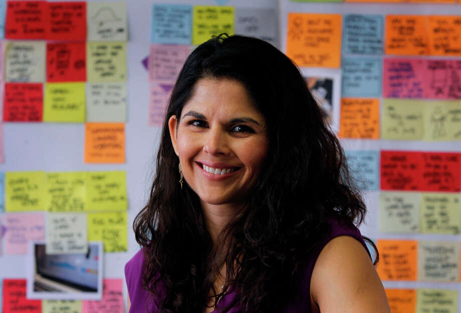 MONISHA PERKASHCo-founder and Chief Executive Officer, LUMO BodyTech Photo: Paul Chinn, The Chronicle / ONLINE_YES