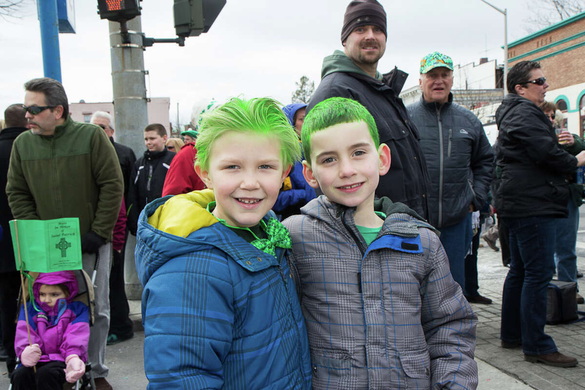 Were You Seen at the 63rd Annual Albany St. Patrick's Day Parade on Saturday, March 16, 2013?