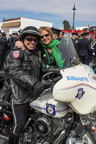 Were You Seen at the 63rd Annual Albany St. Patrick's Day Parade on Saturday, March 16, 2013? Photo: Brian Tromans