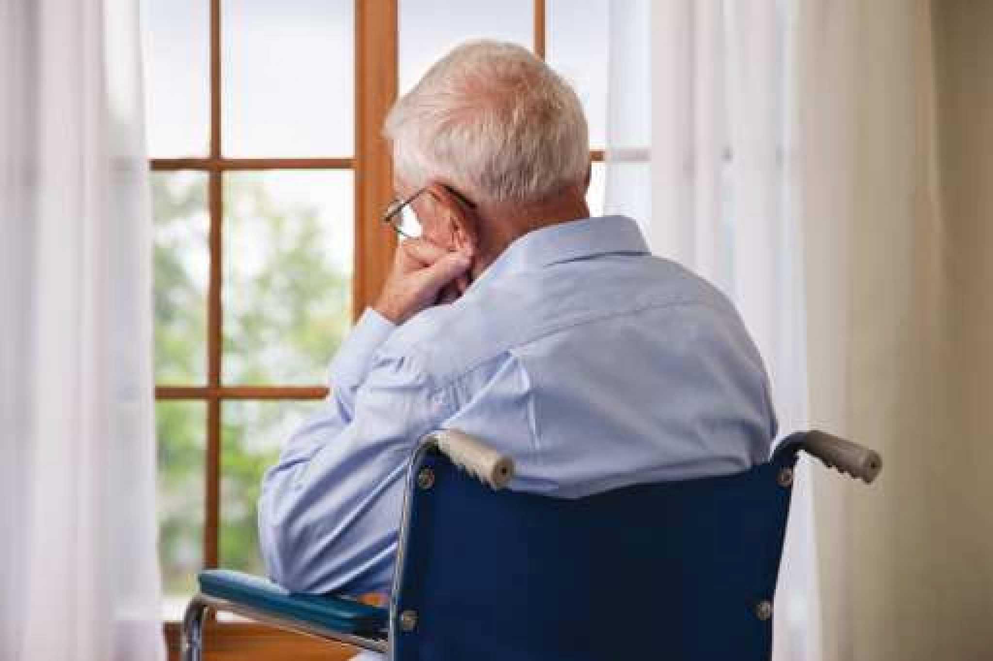 nursing home photo essay