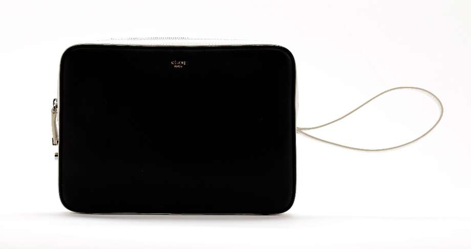 Celine Wrist Clutch, Saks, $1545 Photo: Russell Yip, The Chronicle / ONLINE_YES