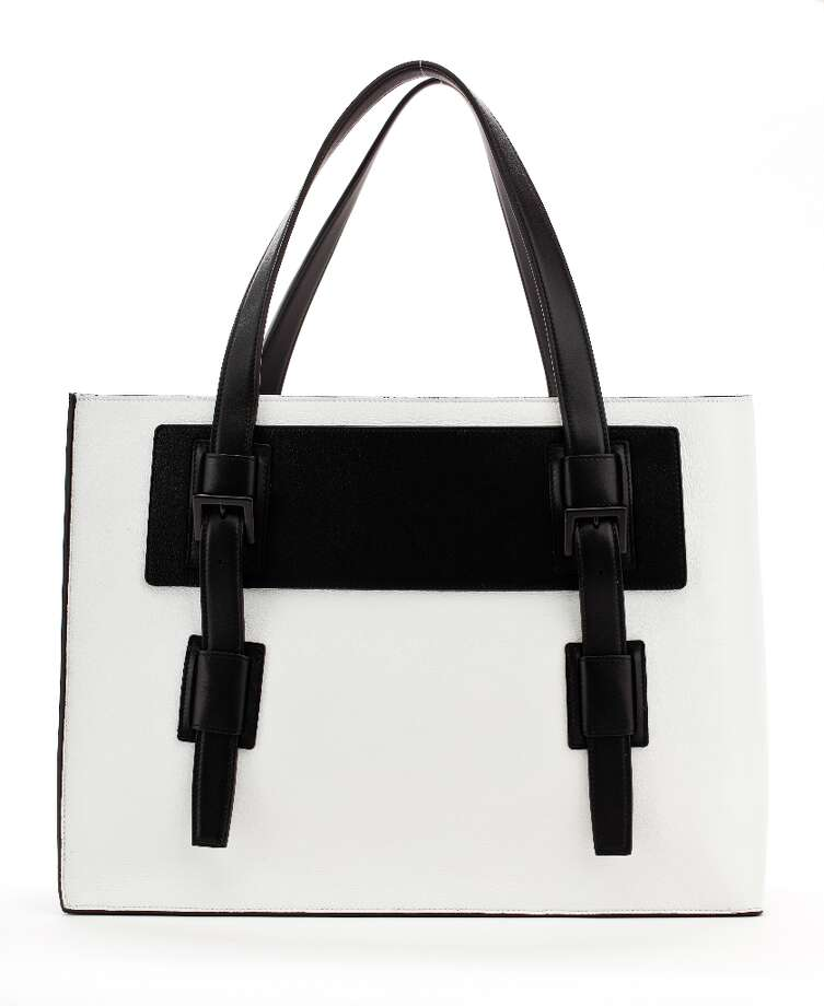 Narcisco Rodriguez Tote, Barneys $1,900 Photo: Russell Yip, The Chronicle / ONLINE_YES