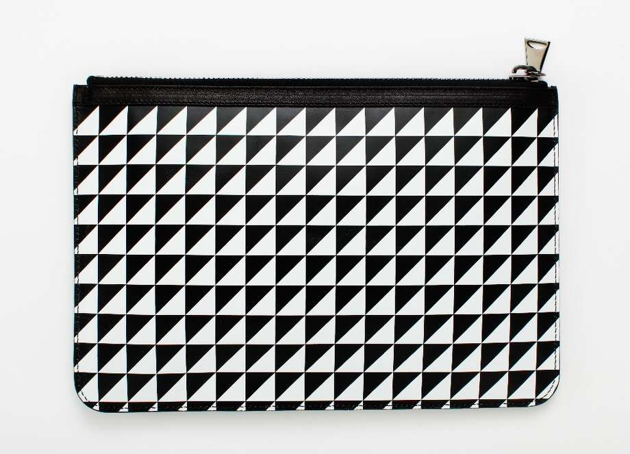 Proenza Schouler iPad Case, Barneys, $475 Photo: Russell Yip, The Chronicle / ONLINE_YES