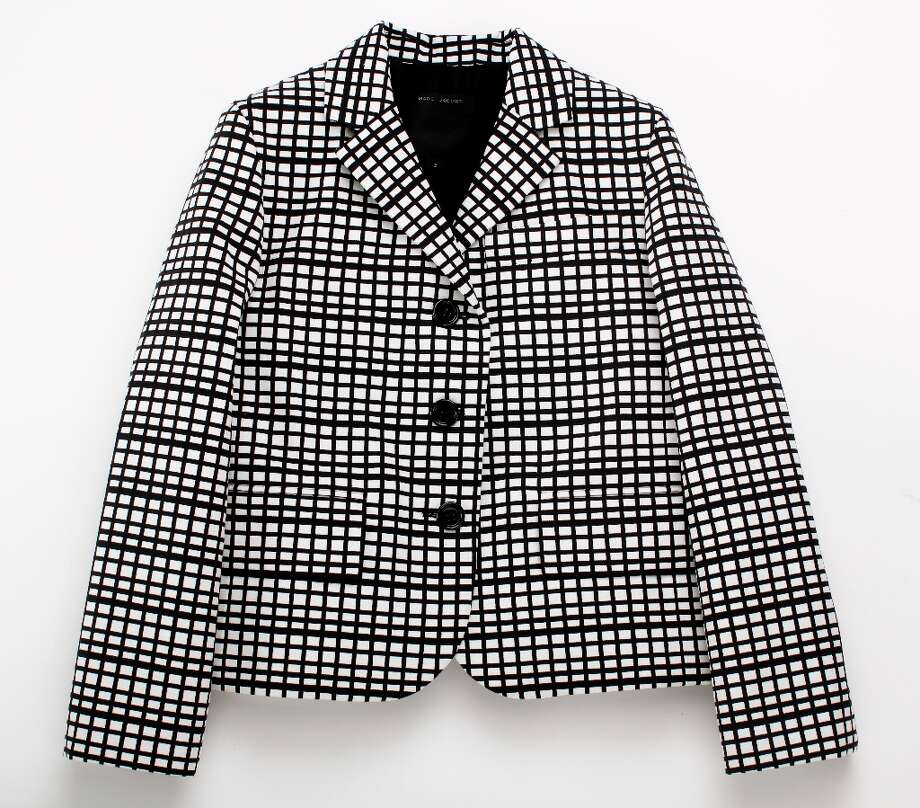 Marc Jacobs Jacket, Marc Jacobs, Maiden Lane, $1,100. Photo: Russell Yip, The Chronicle / ONLINE_YES