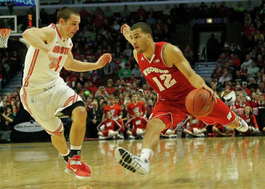 Wisconsin Conference: Big Ten Photo: Jose M. Osorio, McClatchy-Tribune News Service / Chicago Tribune