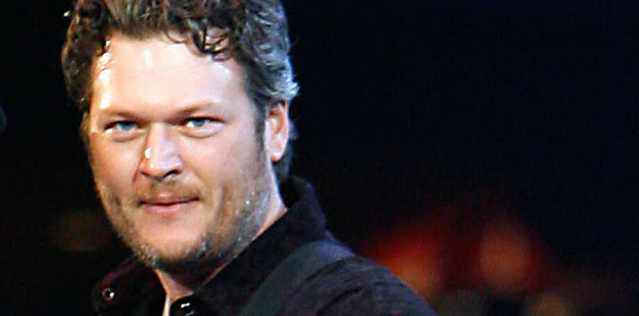 BLAKE SHELTON:Shelton is an effortless, engaging entertainer. He knows how to work a crowd but still seems like he could be one of your drinking buddies.