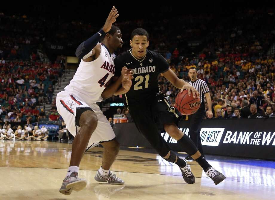 Wagner graduate Andre Roberson - Colorado Photo: Jeff Gross, Getty Images / 2013 Getty Images