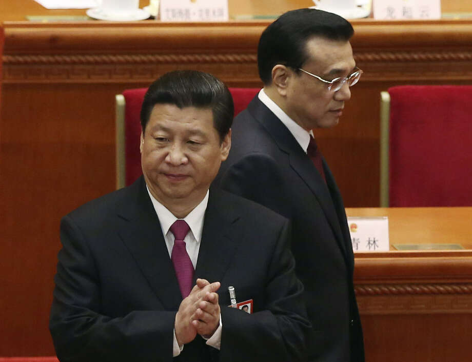 China's newly installed Premier Li Kiqiang (right) has promised a host of reforms. Photo: Kim Cheung, Associated Press