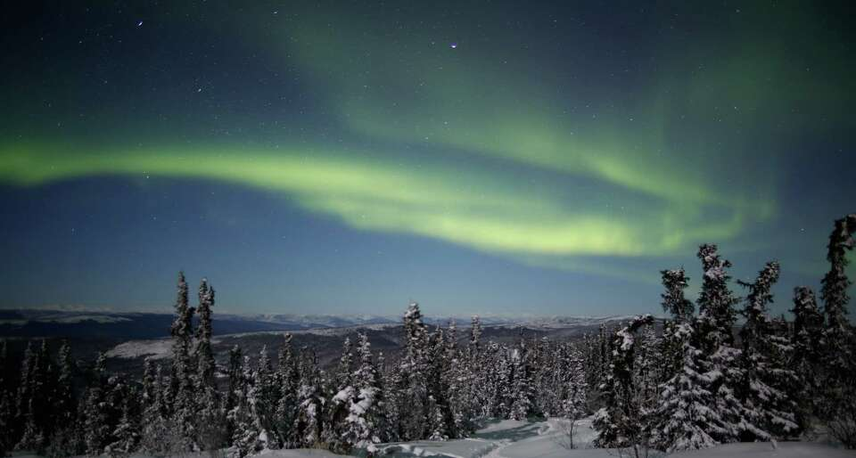 Answer 48:Fairbanks is about 198 road miles south of the ArcticCircle.