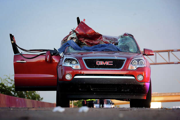 From January to August, 2012 has experienced 50 fatalities on Southeast Texas roadways. Last year 97 occurred. The Texas Department of Transportation attributes distracted drivers as the main cause.  Photo taken Monday, July 30, 2012 Guiseppe Barranco/The Enterprise Photo: Guiseppe Barranco, STAFF PHOTOGRAPHER / The Beaumont Enterprise