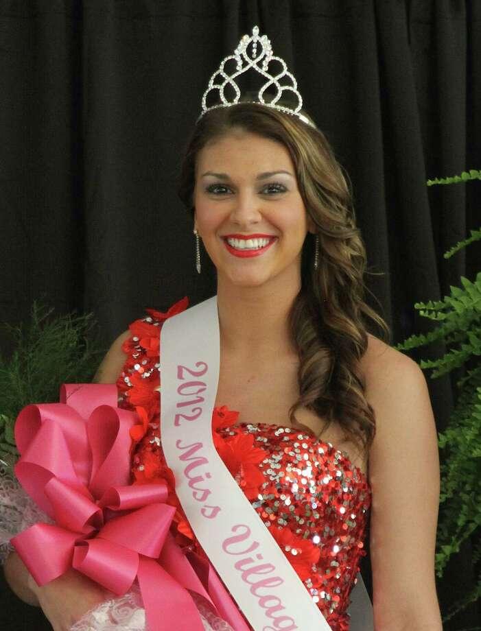 2012 Miss Village Creek Brittany Broussard Photo: David Lisenby, HCN_Pageant Winner 2