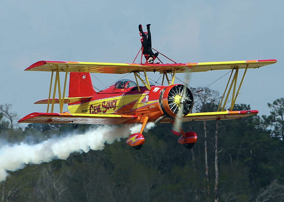 Jasper Air Show Photo: Charles Kerr