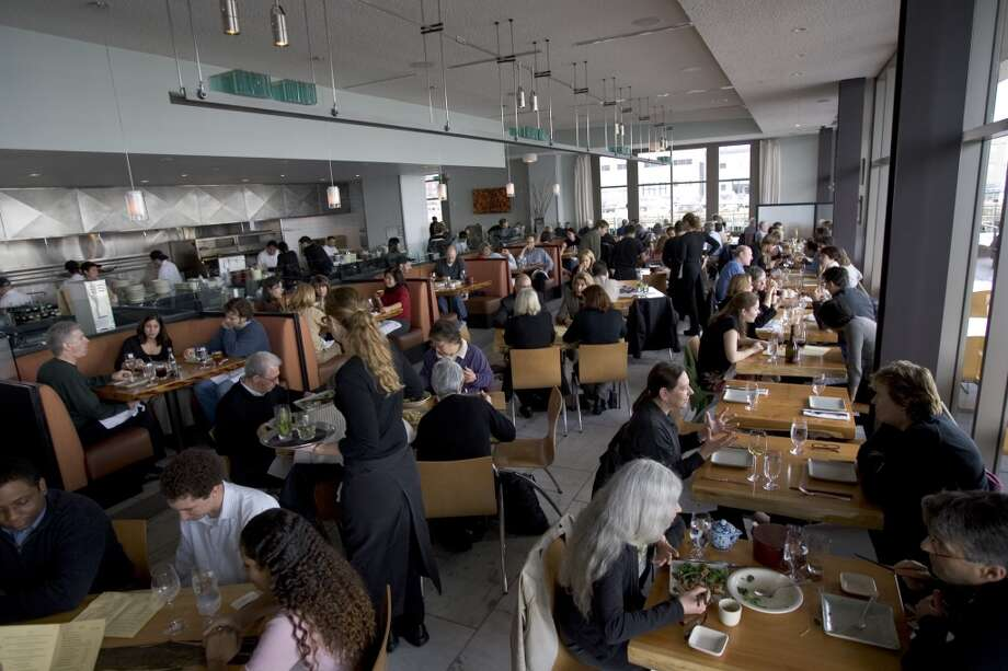 Outstanding Restaurant: Slanted Door
