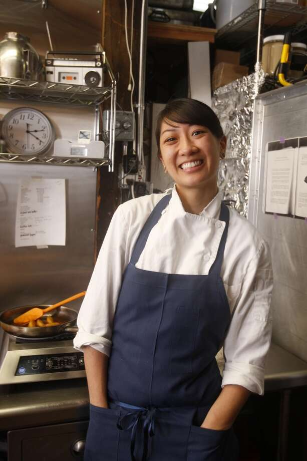 Outstanding Pastry Chef: Melissa Chou, Aziza