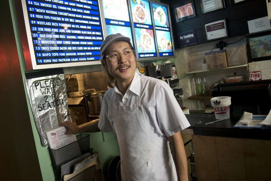 Rising Star Chef: Danny Bowien, Mission Chinese Food