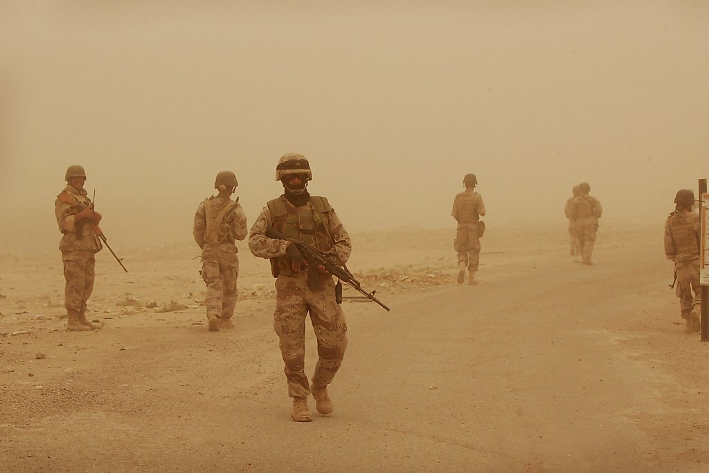 an attempt to justify the united states invasion of iraq