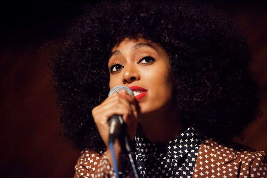 Solange was at SXSW. Where were you Beyonce?  Photo:  Spencer Selvidge, Associated Press /  Raptor House