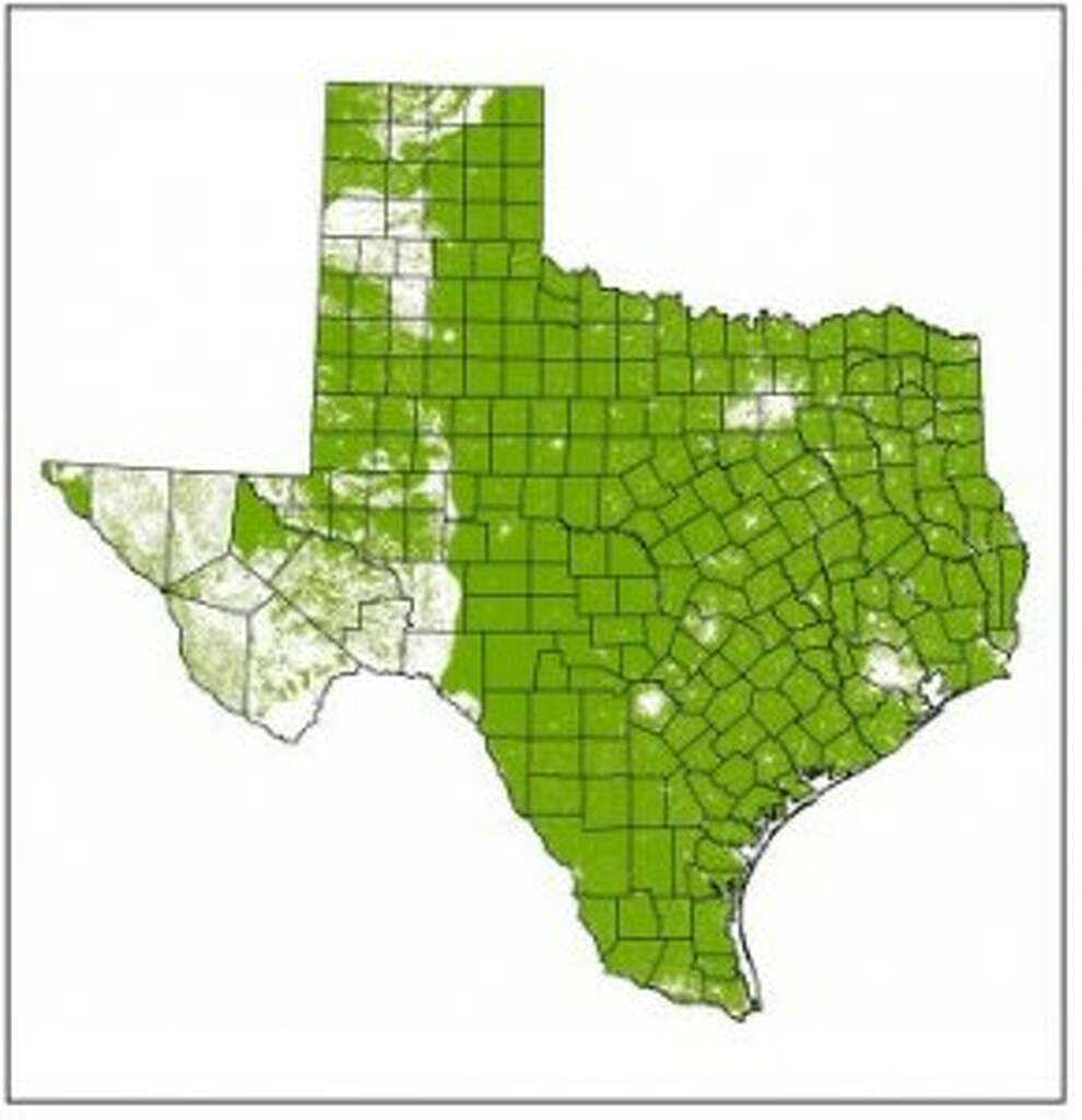 AMs New App Could Help You Snare Feral Hogs Houston Chronicle - Wild pigs map us 1930 2016