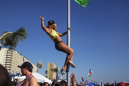 Spring Breakers Treated For Seizures San Antonio Express