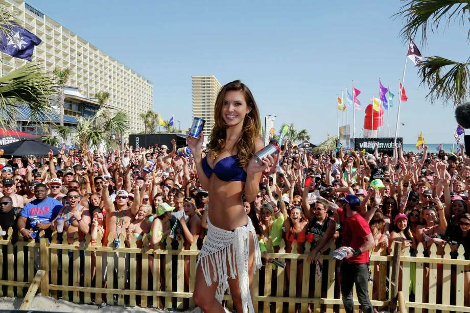 Audrina Patridge attends Maxim and Curve at Spring Break on March 14, 2013 in Panama City Beach, Fla.  (Photo by Don Juan Moore/WireImage) Photo: Don Juan Moore, Getty Images / 2013 WireImage