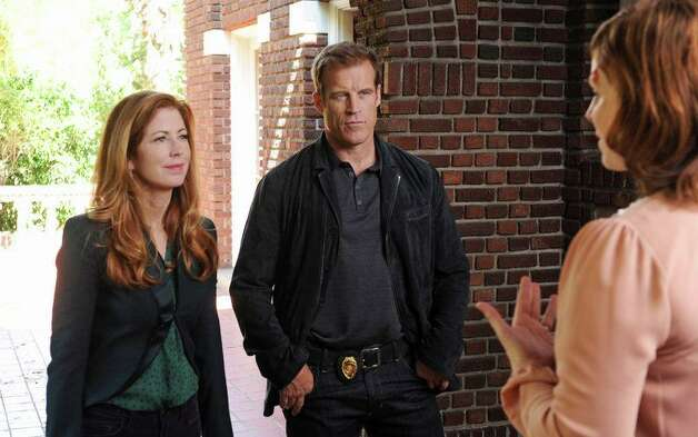 "On the Bubble: ""Body of Proof,"" ABC."