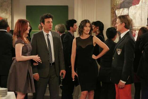 "Renewed: ""How I Met Your Mother,"" CBS."