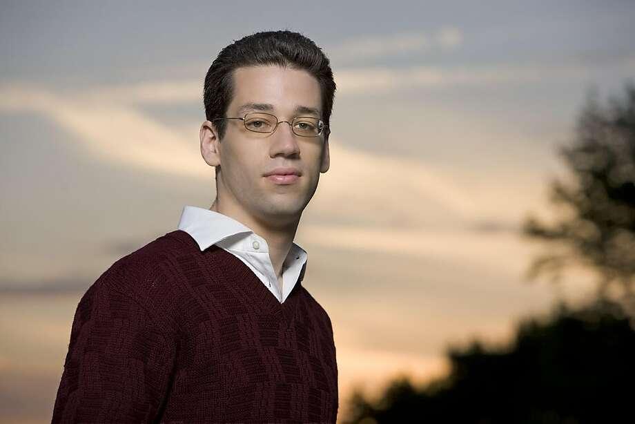 Jonathan Biss Photo: Jimmy Katz