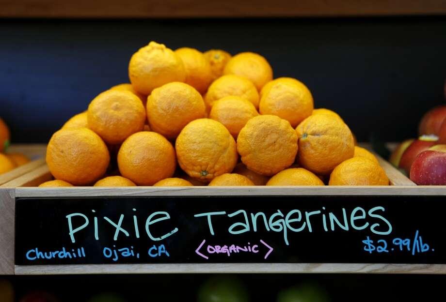 Pixie tangerines.