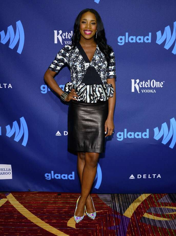 DJ Kiss attends the 24th Annual GLAAD Media Awards on March 16, 2013 in New York City. Photo: Larry Busacca, Getty Images For GLAAD / 2013 Getty Images